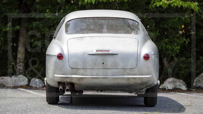 Car-Revs-Daily.com 1955 Alfa Romeo 1900C SS Coupe By Zagato 6