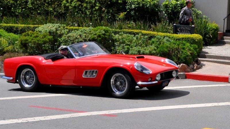Car-Revs-Daily.com 1961 Ferrari 250GT SWB California Spider 1