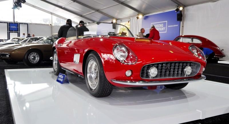 Car-Revs-Daily.com 1961 Ferrari 250GT SWB California Spider 11