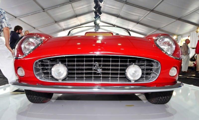 Car-Revs-Daily.com 1961 Ferrari 250GT SWB California Spider 12