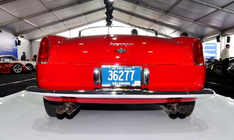 Car-Revs-Daily.com 1961 Ferrari 250GT SWB California Spider 17