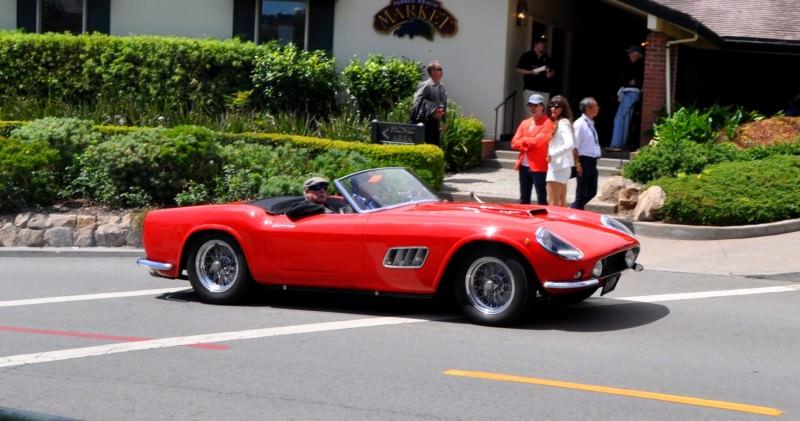 Car-Revs-Daily.com 1961 Ferrari 250GT SWB California Spider 2