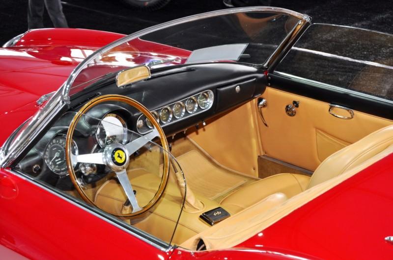 Car-Revs-Daily.com 1961 Ferrari 250GT SWB California Spider 20