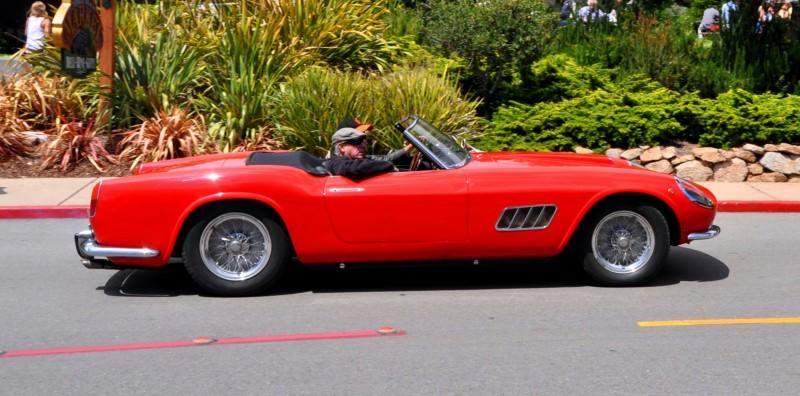 Car-Revs-Daily.com 1961 Ferrari 250GT SWB California Spider 5