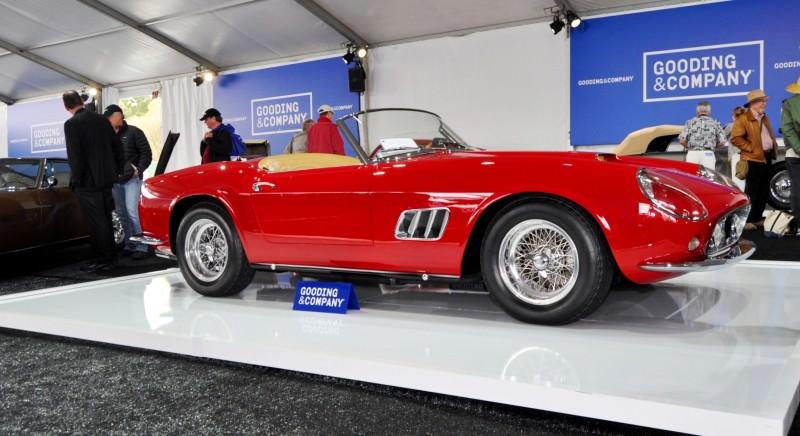Car-Revs-Daily.com 1961 Ferrari 250GT SWB California Spider 9