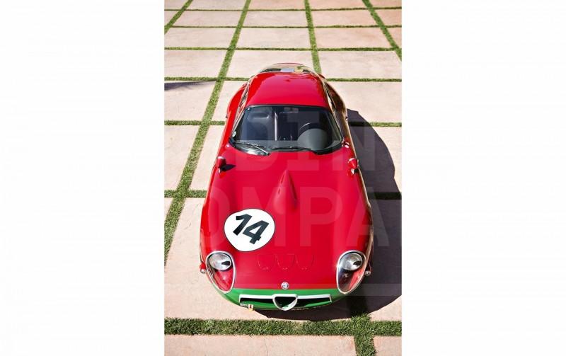 Car-Revs-Daily.com 1965 Alfa Romeo Giulia TZ 1