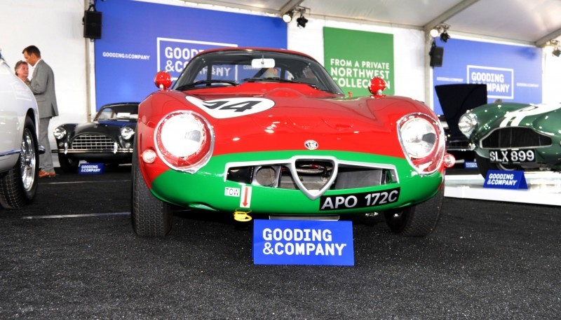 Car-Revs-Daily.com 1965 Alfa Romeo Giulia TZ 28