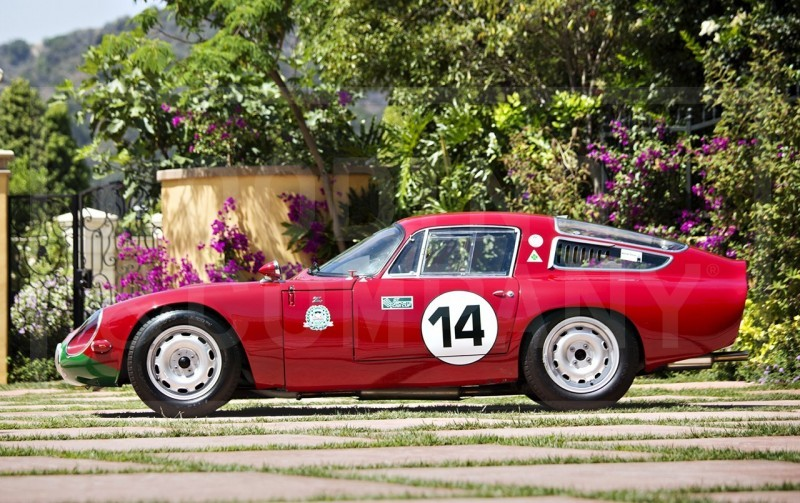 Car-Revs-Daily.com 1965 Alfa Romeo Giulia TZ 3