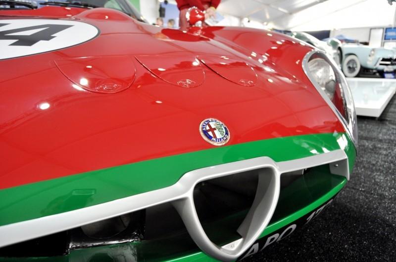 Car-Revs-Daily.com 1965 Alfa Romeo Giulia TZ 33