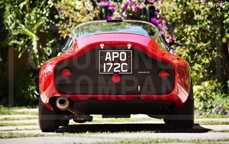 Car-Revs-Daily.com 1965 Alfa Romeo Giulia TZ 5