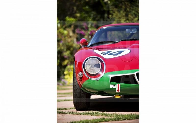 Car-Revs-Daily.com 1965 Alfa Romeo Giulia TZ 8