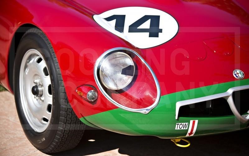 Car-Revs-Daily.com 1965 Alfa Romeo Giulia TZ 9