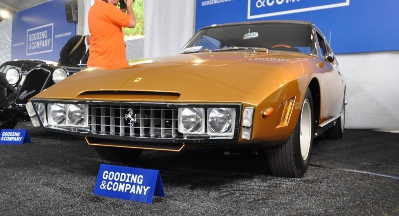 Car-Revs-Daily.com 1966 Ferrari 330GT Speciale 1