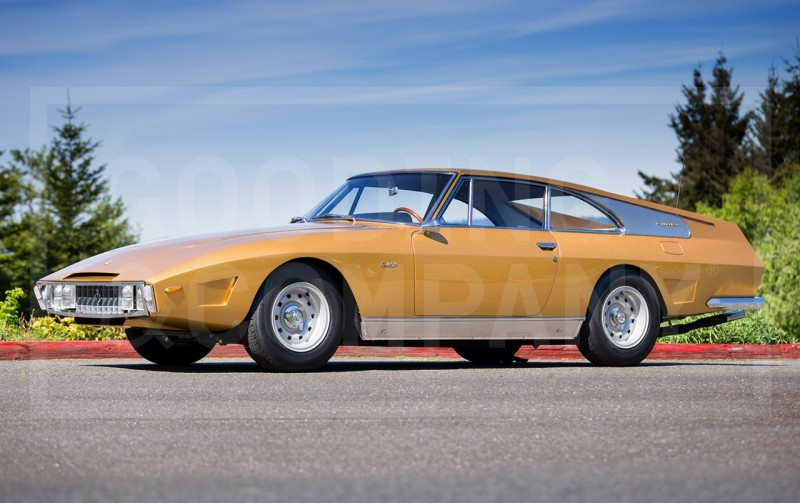 Car-Revs-Daily.com 1966 Ferrari 330GT Speciale Is Trippy 1960s One-Off Ferrari Musclecar 2
