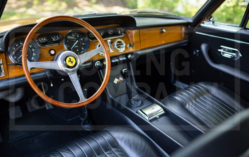 Car-Revs-Daily.com 1966 Ferrari 330GT Speciale Is Trippy 1960s One-Off Ferrari Musclecar 8