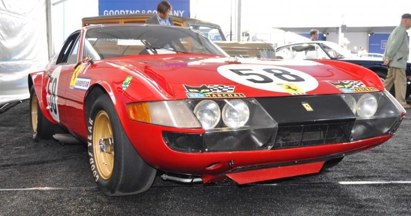 Car-Revs-Daily.com 1969 Ferrari 365 GTB4 Daytona Competizione 1