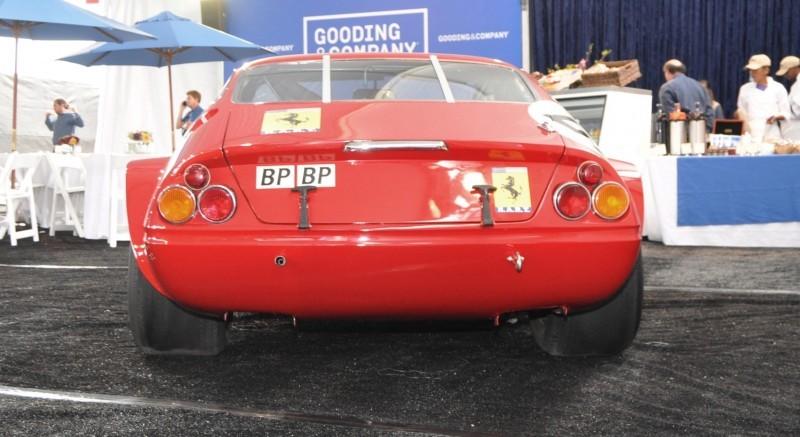 Car-Revs-Daily.com 1969 Ferrari 365 GTB4 Daytona Competizione 12