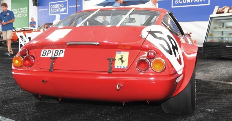 Car-Revs-Daily.com 1969 Ferrari 365 GTB4 Daytona Competizione 15