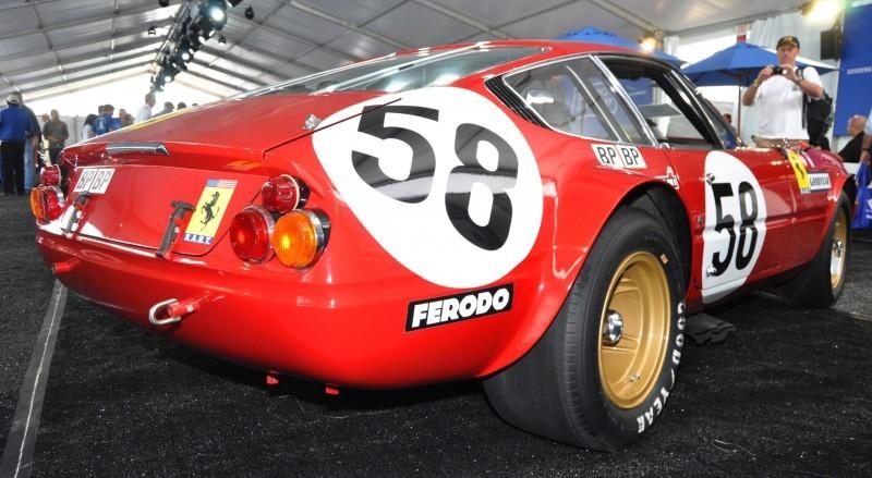 Car-Revs-Daily.com 1969 Ferrari 365 GTB4 Daytona Competizione 18