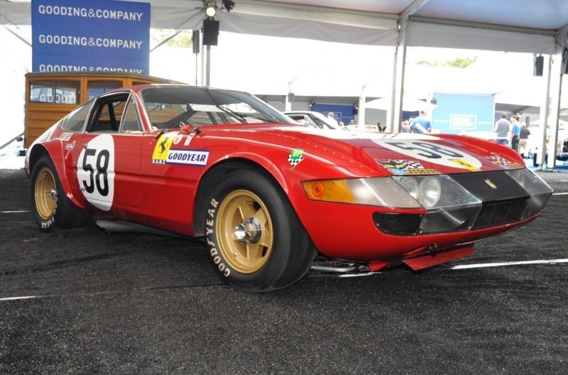 Car-Revs-Daily.com 1969 Ferrari 365 GTB4 Daytona Competizione 23