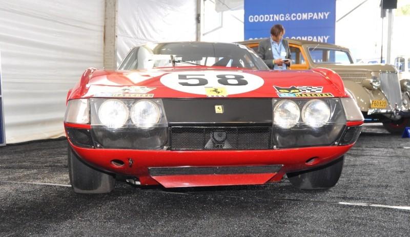 Car-Revs-Daily.com 1969 Ferrari 365 GTB4 Daytona Competizione 3