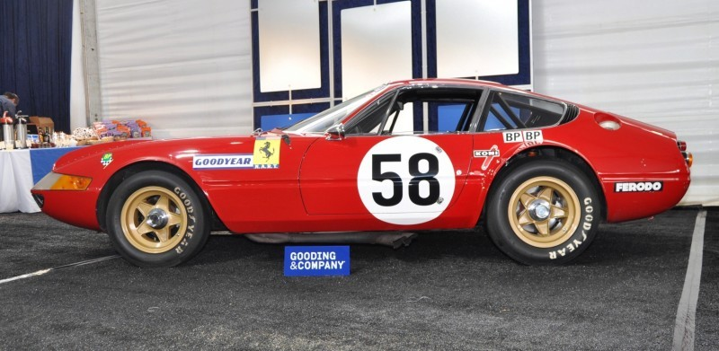 Car-Revs-Daily.com 1969 Ferrari 365 GTB4 Daytona Competizione 8