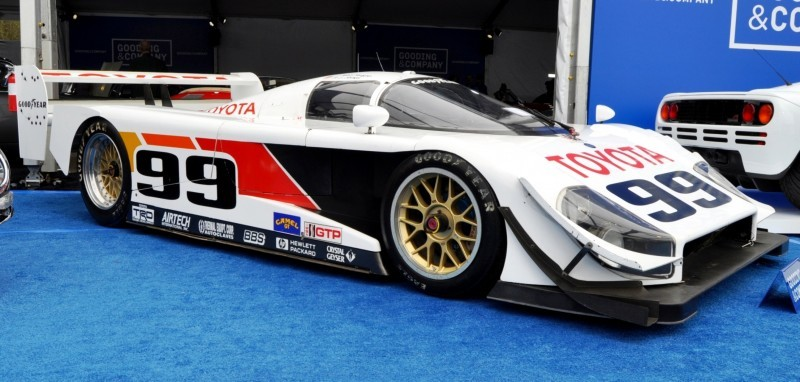Car-Revs-Daily.com 1992 AAR Toyota Eagle Mk III GTP Brings $1M At Gooding Pebble Beach 2014 1