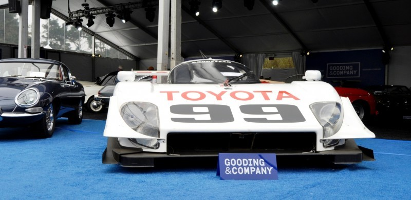 Car-Revs-Daily.com 1992 AAR Toyota Eagle Mk III GTP Brings $1M At Gooding Pebble Beach 2014 10