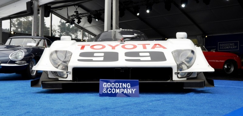 Car-Revs-Daily.com 1992 AAR Toyota Eagle Mk III GTP Brings $1M At Gooding Pebble Beach 2014 13