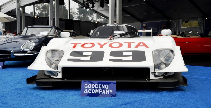 Car-Revs-Daily.com 1992 AAR Toyota Eagle Mk III GTP Brings $1M At Gooding Pebble Beach 2014 14