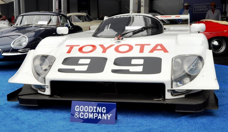 Car-Revs-Daily.com 1992 AAR Toyota Eagle Mk III GTP Brings $1M At Gooding Pebble Beach 2014 16