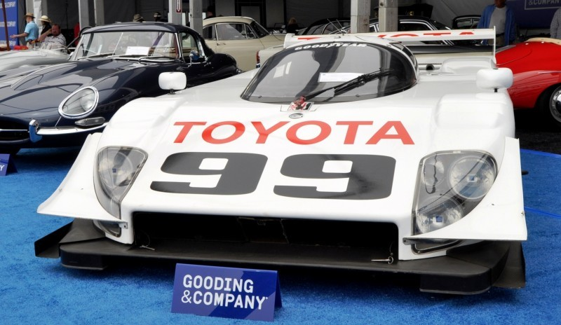 Car-Revs-Daily.com 1992 AAR Toyota Eagle Mk III GTP Brings $1M At Gooding Pebble Beach 2014 17