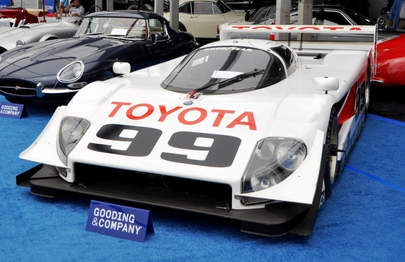 Car-Revs-Daily.com 1992 AAR Toyota Eagle Mk III GTP Brings $1M At Gooding Pebble Beach 2014 19