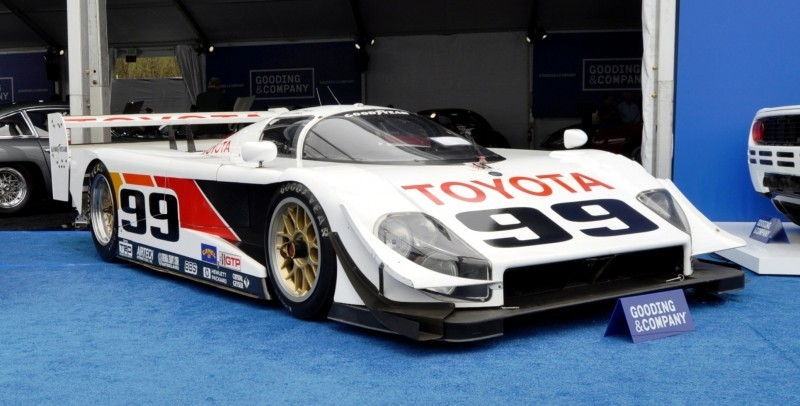Car-Revs-Daily.com 1992 AAR Toyota Eagle Mk III GTP Brings $1M At Gooding Pebble Beach 2014 2
