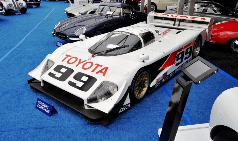 Car-Revs-Daily.com 1992 AAR Toyota Eagle Mk III GTP Brings $1M At Gooding Pebble Beach 2014 22
