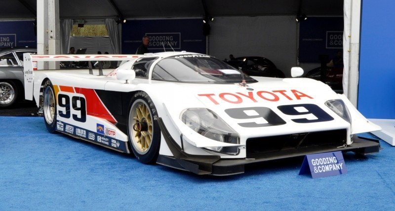 Car-Revs-Daily.com 1992 AAR Toyota Eagle Mk III GTP Brings $1M At Gooding Pebble Beach 2014 3