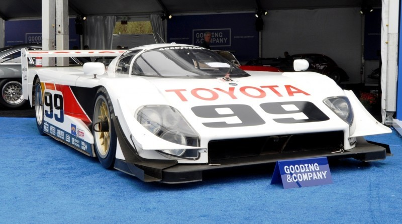 Car-Revs-Daily.com 1992 AAR Toyota Eagle Mk III GTP Brings $1M At Gooding Pebble Beach 2014 5