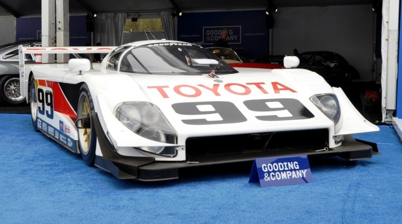 Car-Revs-Daily.com 1992 AAR Toyota Eagle Mk III GTP Brings $1M At Gooding Pebble Beach 2014 6