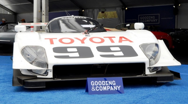Car-Revs-Daily.com 1992 AAR Toyota Eagle Mk III GTP Brings $1M At Gooding Pebble Beach 2014 9