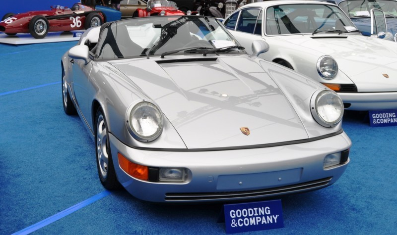 Car-Revs-Daily.com 1994 Porsche 911 Speedster 11