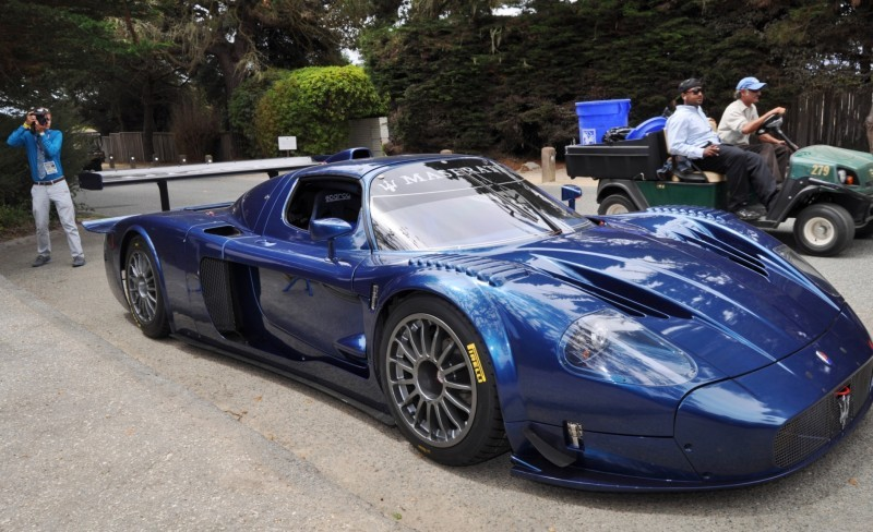 Car-Revs-Daily.com 2006 Maserati MC12 Corsa 26