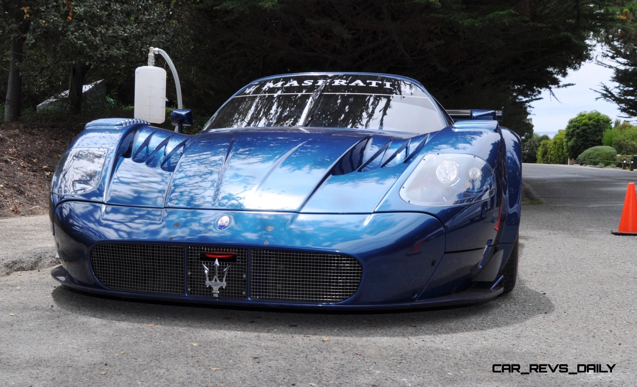 this 2006 maserati mc12 corsa is only street legal mc12 racer in the world. Black Bedroom Furniture Sets. Home Design Ideas
