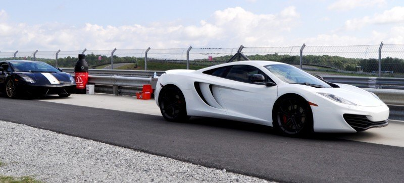 Car-Revs-Daily.com 2013 McLaren 12C at Velocity Motorsports in Atlanta 10