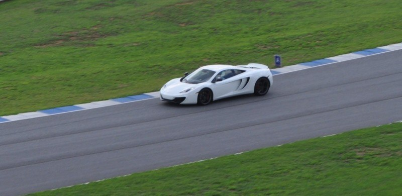 Car-Revs-Daily.com 2013 McLaren 12C at Velocity Motorsports in Atlanta 15