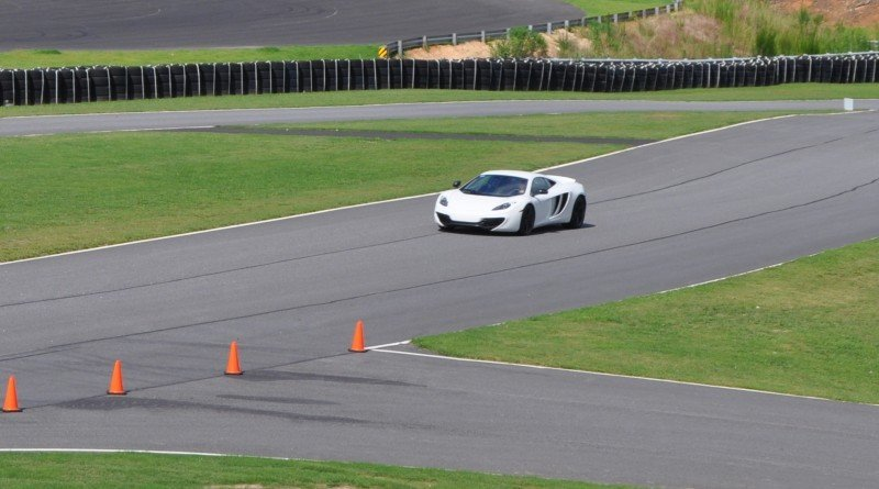 Car-Revs-Daily.com 2013 McLaren 12C at Velocity Motorsports in Atlanta 32