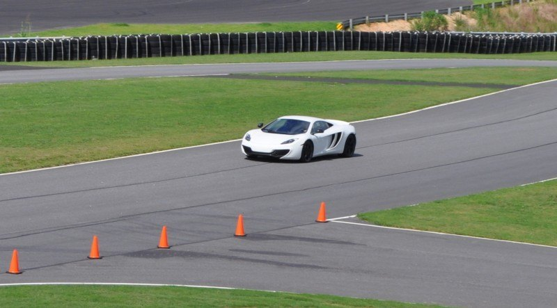 Car-Revs-Daily.com 2013 McLaren 12C at Velocity Motorsports in Atlanta 33