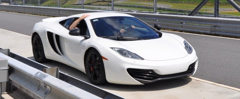 Car-Revs-Daily.com 2013 McLaren 12C at Velocity Motorsports in Atlanta 39