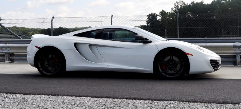Car-Revs-Daily.com 2013 McLaren 12C at Velocity Motorsports in Atlanta 4