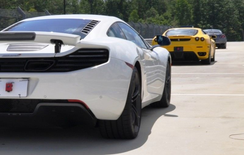 Car-Revs-Daily.com 2013 McLaren 12C at Velocity Motorsports in Atlanta 42