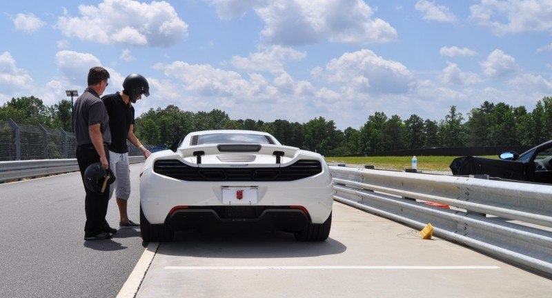 Car-Revs-Daily.com 2013 McLaren 12C at Velocity Motorsports in Atlanta 43